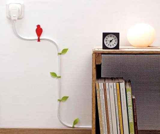 Decorate a Cord - DIY for the Home